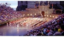 Traditional Scotland Including The Edinburgh Royal Military Tattoo