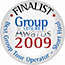 Finalist - Group Leisure Awards 2009